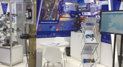 Stand SBU Distribución SICAME Group.